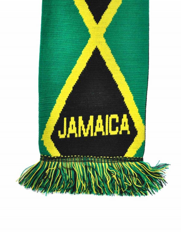 jamaica scarf