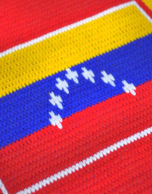 venezuela scarf