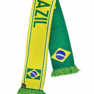 brazil scarf