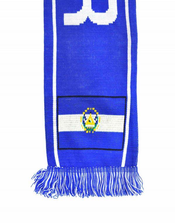 el salvador scarf
