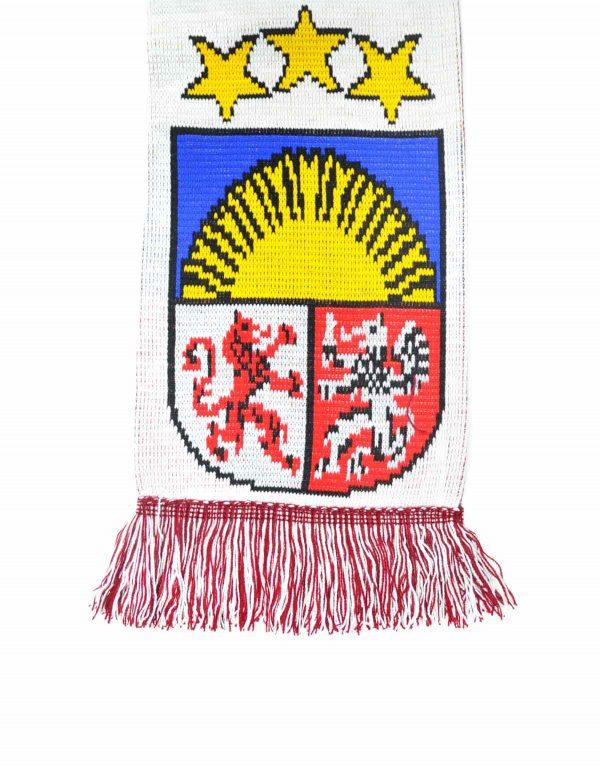 latvia scarf