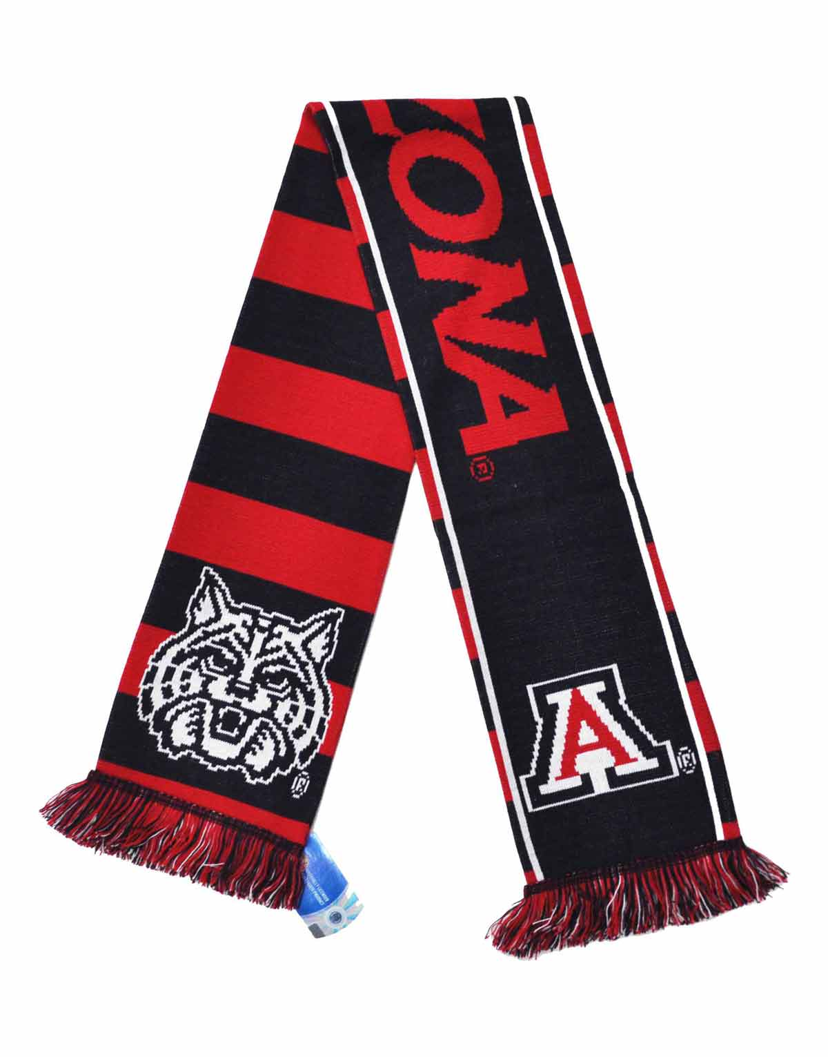 Official University of Arizona Wildcats Knitted Scarf