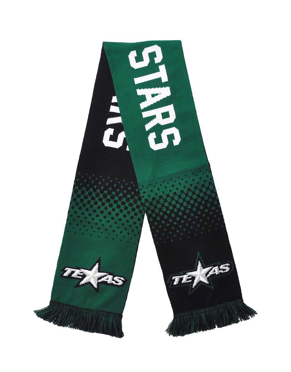 texas stars ahl scarf