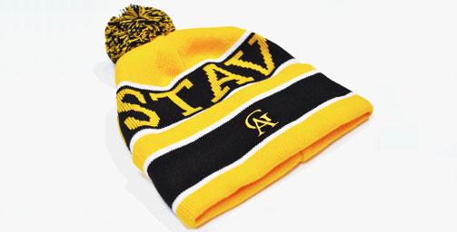 Bronx Knit Hat top